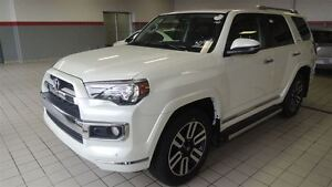 2016 Toyota 4Runner LIMITED 7 PASSAGERS