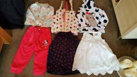 Girls clothes/toys