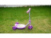 Disney Tinkerbell scooter