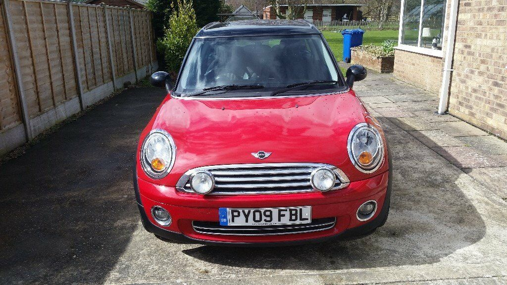 2009 Mini Clubman Cooper Leather Full Service History Low