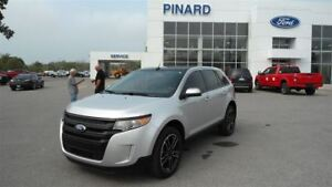 2014 Ford Edge SEL DECOR 4X4 GPS CAMERA BLUETOOTH CUIR TOIT PANO