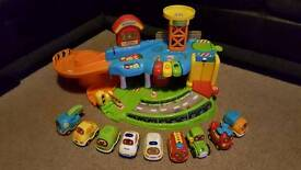 Toot Toot Garage and Cars
