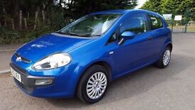 Fiat Punto Evo **12 MONTHS MOT**LOW MILES FOR YEAR**STUNNING CAR THROUGHOUT**1 OWNER FROM NEW
