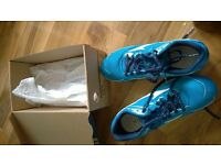 NEW mizuno running spikes athletics track shoes size 6 6.5 eu 40