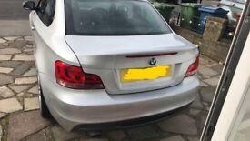 BMW 1 Series M-Sport 2011