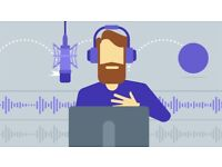 Professional Voiceover for Music and Film - MESSAGE ME