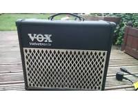 Vox ad15vt amp, great condition