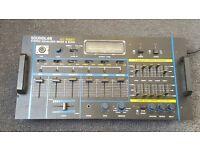 Soundlab MX-3560 Stereo Equalizer Mixer & Echo