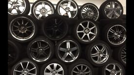 ALLOY WHEELS CLEARANCE SALE