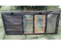 Rabbit/guinea lig cage/run pen