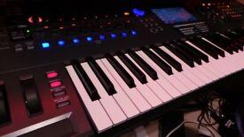 Yamaha Montage 6 with Gator Gig Bag. Sale or Swap for Prophet 12 Keyboard