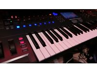 Yamaha Montage 6 with Gator Gig Bag. Sale or Swap for Prophet 12 Keyboard