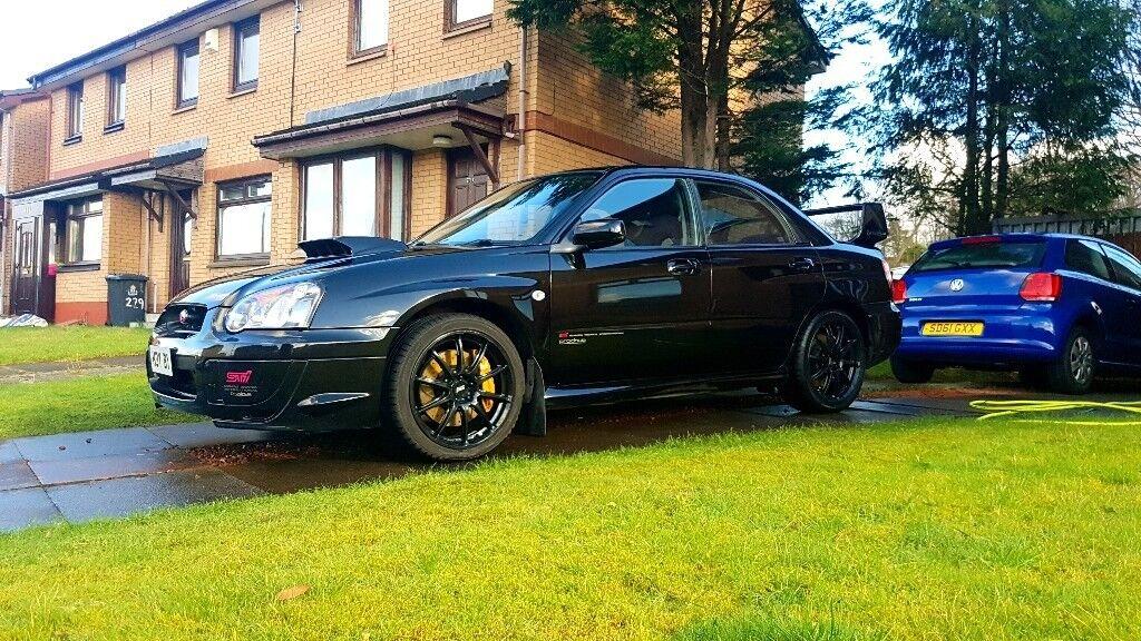 Subaru Impreza WRX STI Prodrive Performance Pack PPP Blobeye 2.0 6 speed