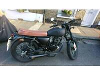 Mutt Mongrel 125cc Motorcycle