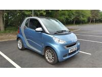 2010 SMART CAR 800 CC DIESEL,FREE ROAD TAX,89 MPG,NEW LIKE CONDITION,FULL SERVICE HISTORY,2 KEYS