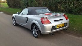 For Sale Toyota MR2 Roaster