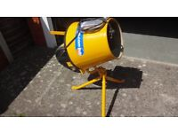 Cement mixer Belle minimix 60