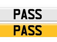 P444 SSX personal peronalised private cherished registration plate number Cheap pass instructor