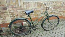 Vintage ladies bicycle Balmont Hercules