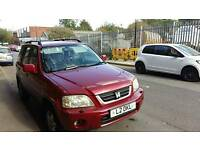 Honda Crv year 2000 auto winter car