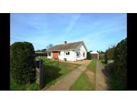 2 bed bungalow Aldeburgh