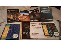 Revision Guides. All in good condition. Various subjects
