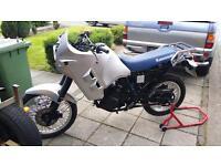 Kawasaki kl650 Tengai