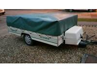 Pennine fiesta folding camper trailer tent