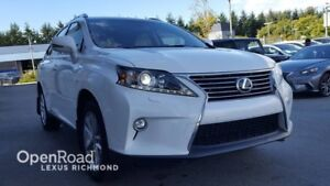 2015 Lexus RX 350 Touring Package - CERTIFIED
