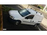 2007 Vauxhall combo van swap px why