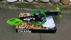 Raceface Chester crank set