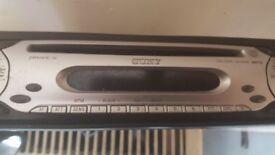 sony mp3 car radio