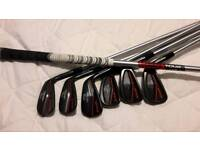 For sale or swap King Cobra cb/mb irons