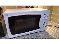 ESSENTIALS - C17MW14 Solo Microwave