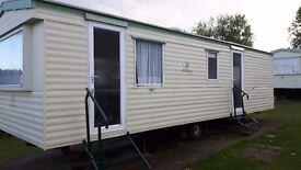 Static caravan 2 bed