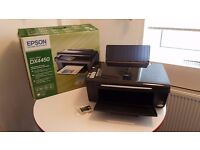 Epson Stylus DX 4450 All In One Printer, Scanner and Copier. Excellent condition.