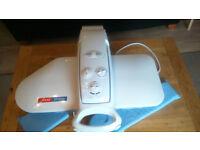 Fastpress Steam ironing press.