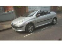 ### Cheap Convertible Peugeot 206 ####