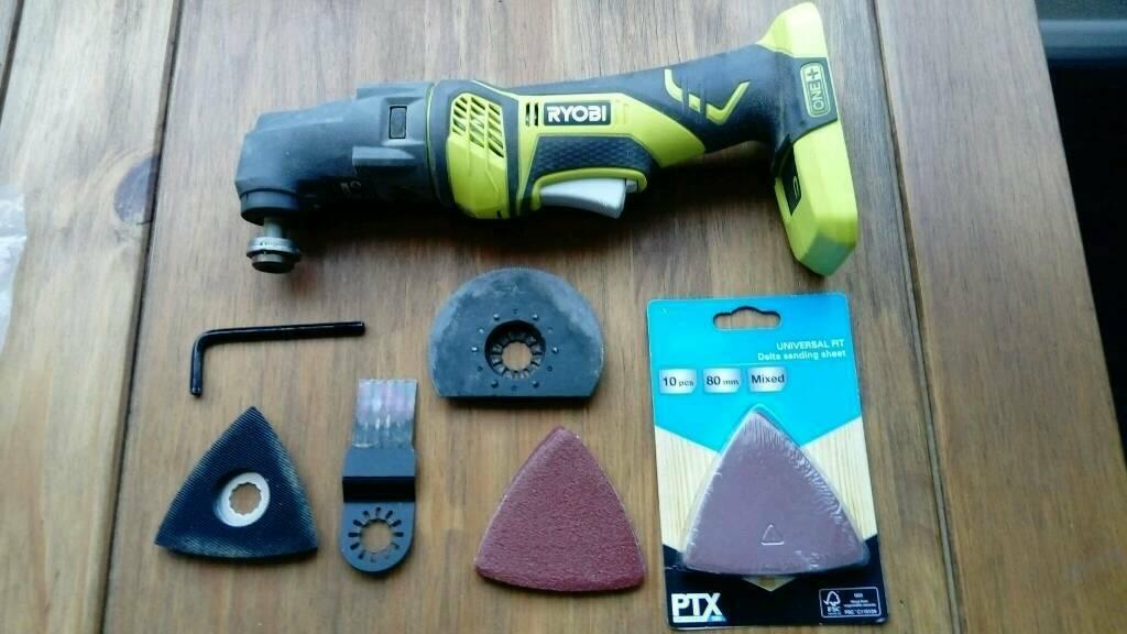 Ryobi One + RMT1801 MULTI tool | in Lincoln, Lincolnshire | Gumtree
