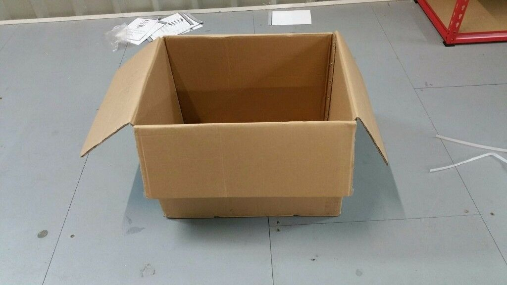 40 x Heavy Duty Storage/ House Moving Cardboard Boxes