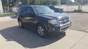 2009 Ford Escape Limited 4WD 3.0L