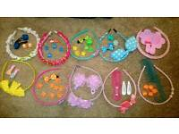 Joblot of girls hair accessories