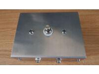 Guitar pedal Loop Selector.