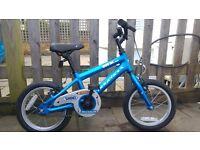 Blue Ridgeback MX14 kids bike