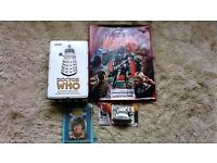 Unusual Dr Who collection (inc rare Dalek item)