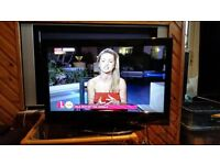 """Alba LCD32880HDF 32"""" LCD TV HD Ready Digital Freeview 1 hdmi comes with remote control"""