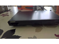 Sony DVP-SR170 multi format dvd player. Bought 18 months ago by mistake. It is NEW!!!!!!