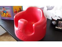 Bumbo BABY seat RED
