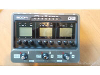 Zoom G3 guitar multi effects processor