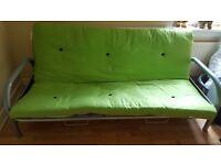 Futon / Sofa Bed (Mint Condition)
